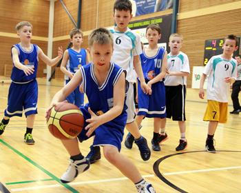 Salva Basket Cup Day 1 Gallery