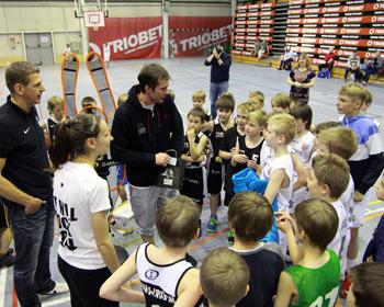 Salva Basket Cup 2015 Day 2 Gallery