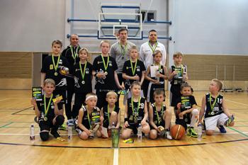 Salva Basket Cup 2015 Teams Gallery