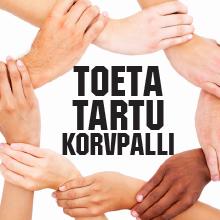 Toeta Tartu Korvpalli