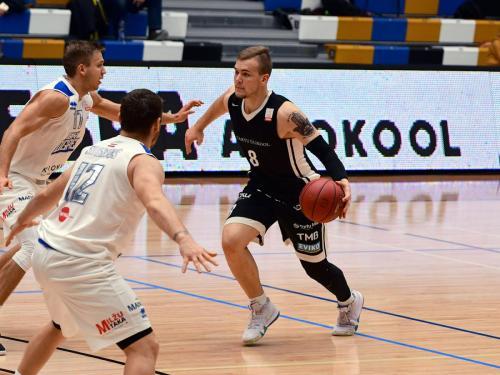 Arnas Velicka / TÜ vs Ogre, 27.10.2018 / Olybet Estonian-Latvian Basketball League