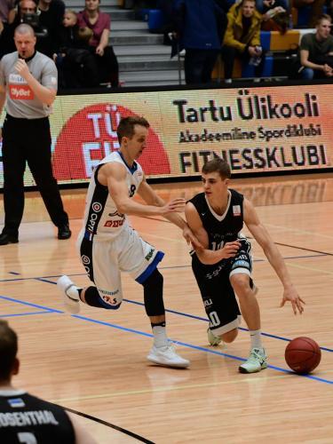 Robin Kivi / TÜ vs Tallinna Kalev/Cramo / 07.11.2018